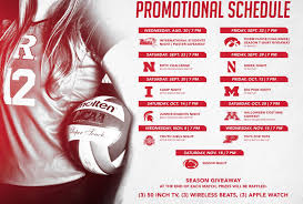 Six Flags Schedule Volleyball Announces 2017 Promotional Schedule Rutgers University