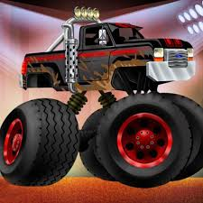 pimp monster truck racing games racinggames