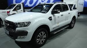 ford ranger interior 2017 ford ranger wildtrak dcab exterior and interior auto show