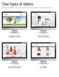 venedor premium bootstrap ecommerce html5 template by sw themes