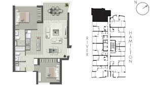 Flat Plans Floor Plan Of Two Bedroom Flat Part 18 Best Plan For Two