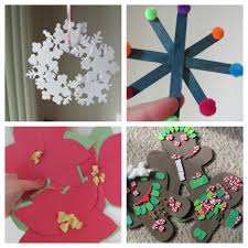 accessories winsome kids christmas crafts feature white paper