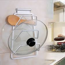 Kitchen Storage Cabinets For Pots And Pans Online Get Cheap Cabinet Pot Rack Aliexpress Com Alibaba Group