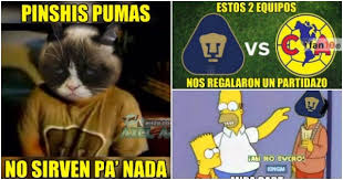 Memes Pumas Vs America - memes del pumas vs am繪rica
