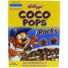 Where To Buy Chocolate Rocks Buy Kelloggs Coco Pops Rocks 350 Gm Online In Uae Abu Dhabi Qatar