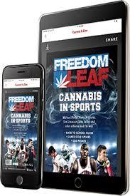 layout magazine app magazine app device layout face left issue 27 sidebar freedom leaf