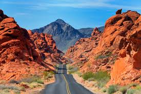 scenic byway driving national and state scenic byways in nevada