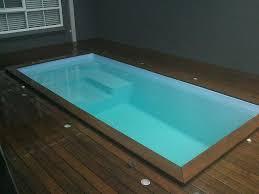 Small Concrete Patio Designs by Small Plunge Pool Designs Small Plunge Pool Designs Concrete Patio