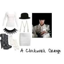 Clockwork Orange Halloween Costume Clockwork Orange Http Www Frock 2012 10 Alex