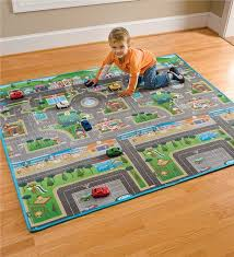 reversible roadway play mat boys gifts