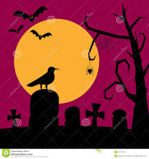 halloween spooky background halloween scary landscape royalty free stock image image 34363406