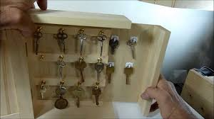 Key Cabinets Secret Key Cabinet With