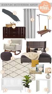 design plans master bedroom and nursery fresh mommy blog