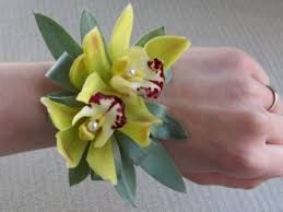 Orchid Corsage Green Orchid Corsage Prom In Dacula Ga Flower Jazz