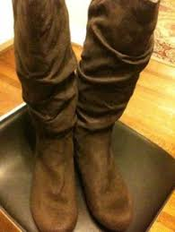 womens boots size 7 5 burch nadine brown boot womens size 7 5 m used 495 ebay