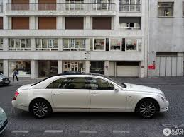 maybach landaulet maybach 62 s landaulet 2011 9 february 2017 autogespot