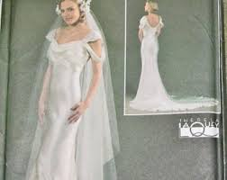 wedding dress pattern wedding gown pattern etsy