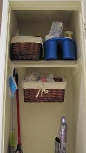 cleaning closet ideas adventures in diy cleaning supply closet