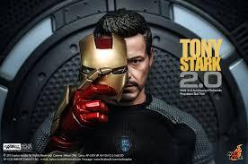 review hottoys ironman3 tony stark armor testing version youtube