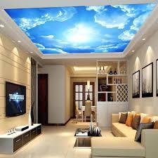 home interior decoration photos ebay home interior wallpaper blue sky clouds white for living room