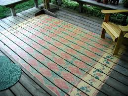 Ideas For Painting Garden Furniture by Top 10 Stencil And Painted Rug Ideas For Wood Floors