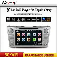 gps toyota camry two din car gps navigtaor for toyota camry hd capacitive screen