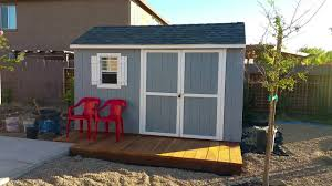 Lowes Outdoor Sheds by Stratford Wood Shed Assembly Time Lapse 12 U0027 X 8 U0027 And Review From