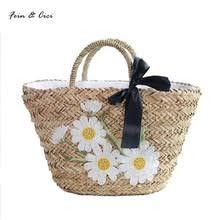 Beach Basket Online Get Cheap Basket Tote Bag Aliexpress Com Alibaba Group