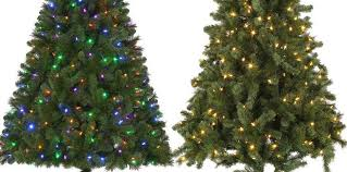 save on trees now at home depot 6 5 pre lit led tree