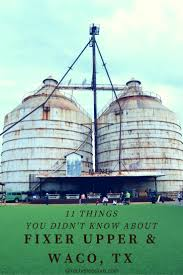 Chip Gaines Farm 11 Things You Didn U0027t Know About Fixer Upper And Waco Texas