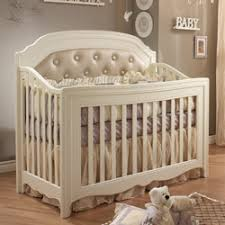 Top Convertible Cribs Upholstered Crib Baby Nursery Boutique Top Baby Shops