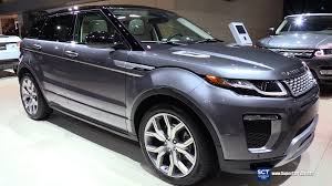 evoque land rover interior range rover evoque 2018 interior review 2018 car review