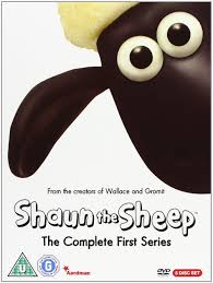 shaun the sheep complete series 1 dvd amazon co uk shaun the