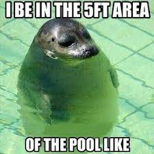 Short Memes - swimming 30 awkward moments every short girl understands