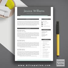 modern resume sles 2016 references modern resume template cover letter 1 2 3 page template