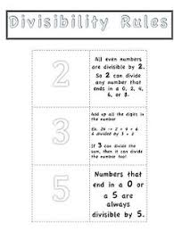 division worksheet divisibility rules for 2 5 and 10 2 digit