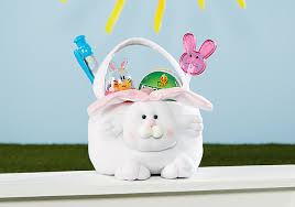 plush easter baskets easter baskets for everyone the glue string
