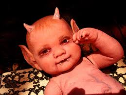 possessed baby spirit halloween demon operation graphite