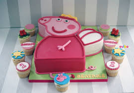 peppa pig birthday cakes order 3d peppa pig cake online birthday cake in bangalore free