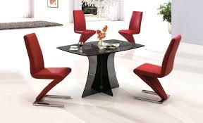 modern pedestal dining table black modern dining table kinsleymeeting com