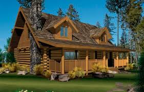 ranch style log home floor plans creekside log home floor plan caribou creek timber 287993 cavareno