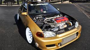 tuner honda civic cars engines golden vehicles supercars tuning honda civic wheels