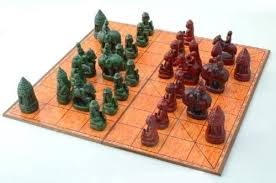 ancient chess burmese style chess set sittuyin with board rules ancient