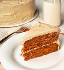 much kneaded gluten free carrot cake with maple cream cheese frosting
