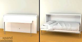 wall beds with desk single murphy bed hover horizontal single bed desk expand