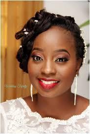 nigeria wedding hair style nigerian bridal hair makeup wedding feferity 0001 wedding