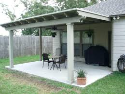 Patio Metal Roof by How To Build A Patio Cover With A Corrugated Metal Roof How To