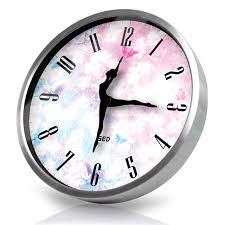 silent wall clocks creative trend art wall clock bedroom decoration watches and clocks