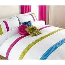 Asda Single Duvet Fuchsia Sketchy Design Bedding Asda Direct Nesting
