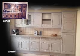 cuisine peinte cuisine peinte en gris zoline stuc de chaux argent dans une